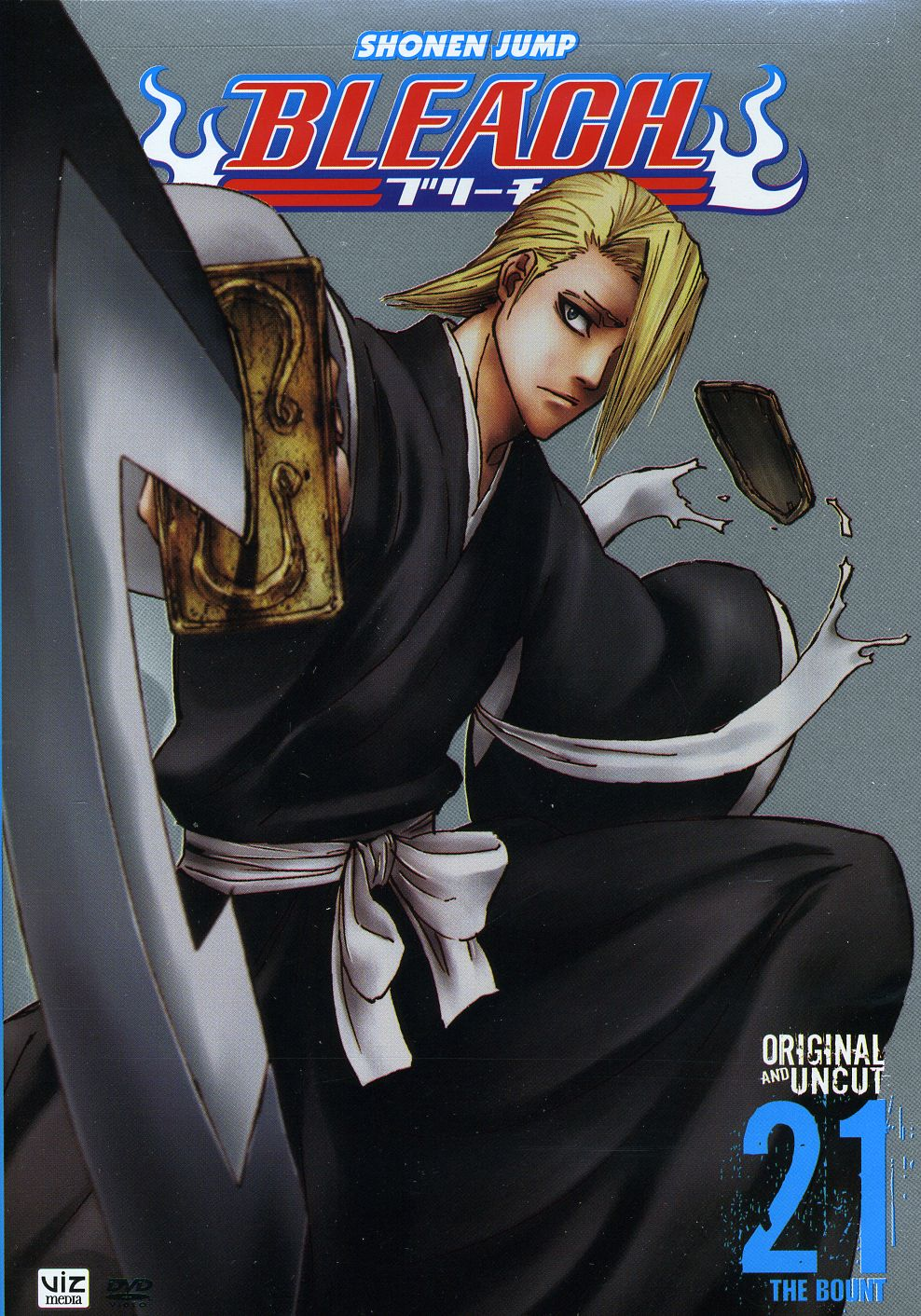 Bleach, Vol. 21 (DVD)