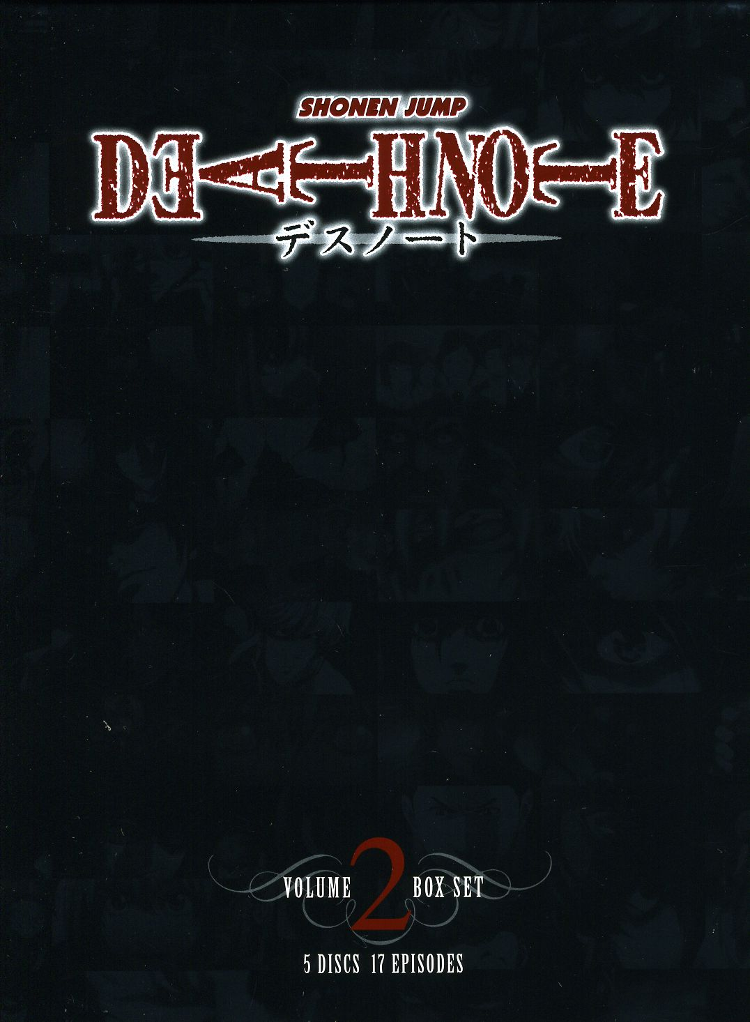 Death Note Box Set 2 (DVD)