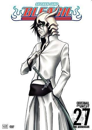 Bleach Vol 27 (DVD)
