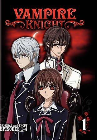 Vampire Knight Vol. 1 (DVD)