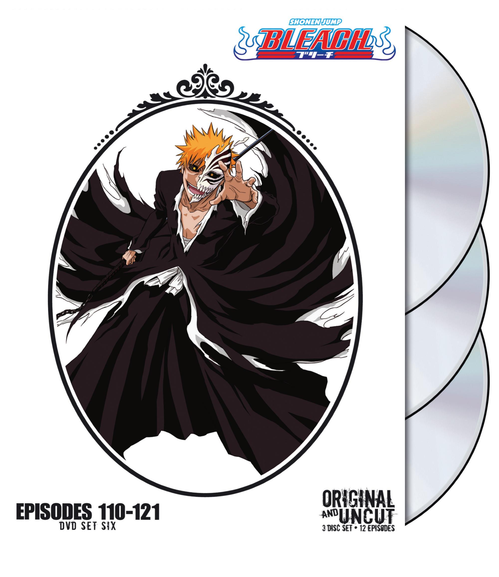 Bleach Box Set 6 (Uncut) (DVD)