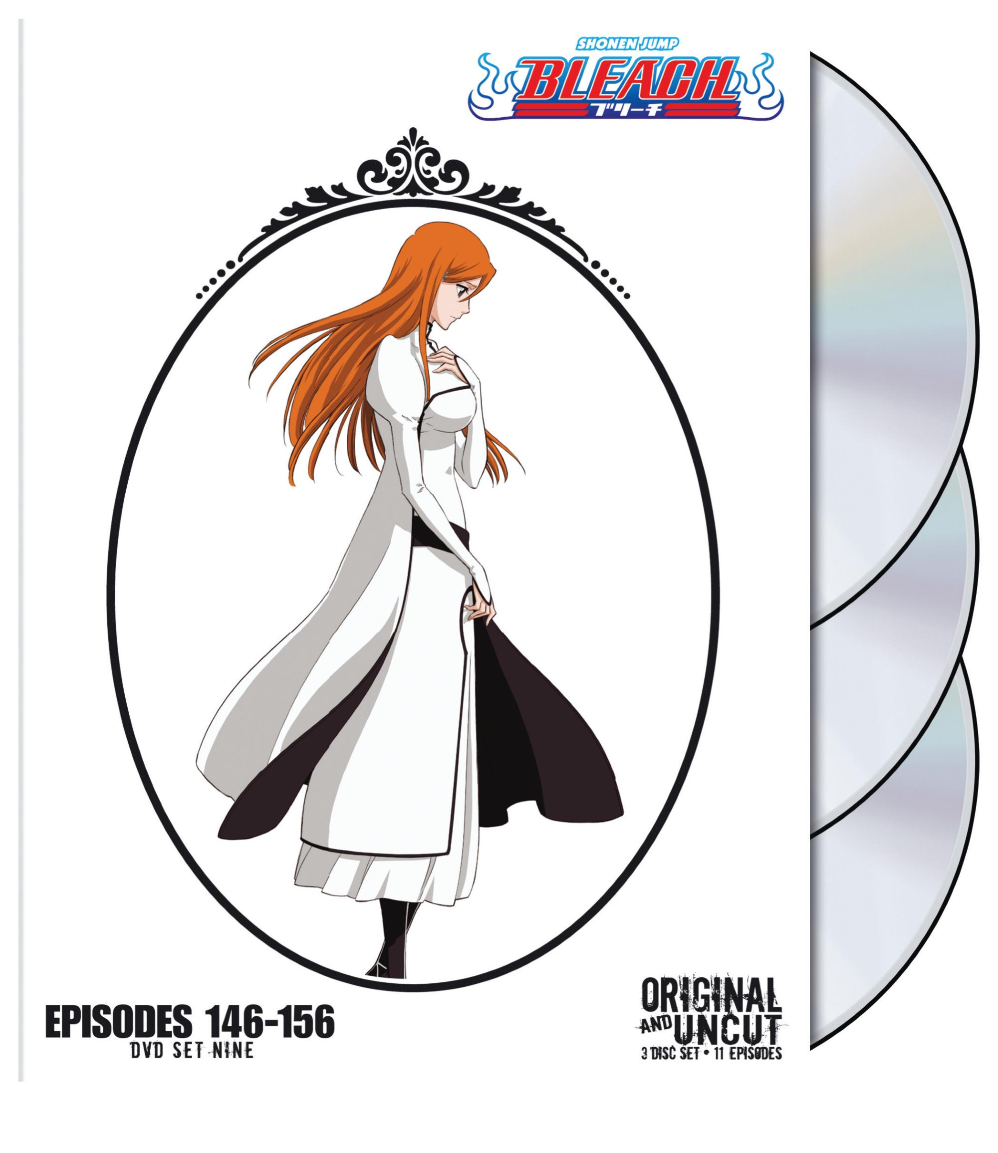 Bleach Box Set 9 (Uncut) (DVD)