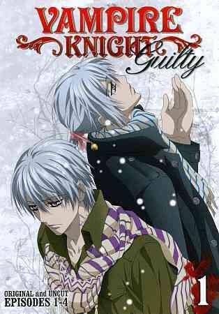 Vampire Knight: Guilty Vol. 1 (DVD)