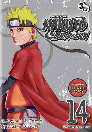 Naruto Shippuden Box Set 14 (DVD)
