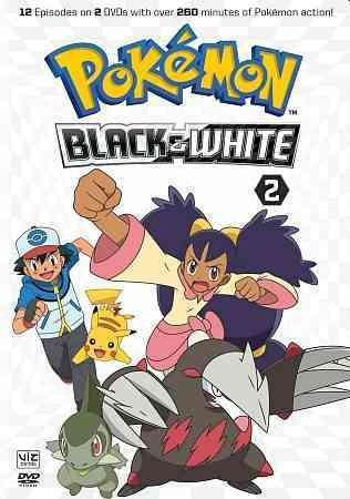 Pokemon Black And White Set 2 (DVD)