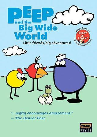 Peep and the Big Wide World 3PK Set (DVD)