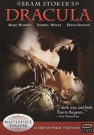 Masterpiece Theatre: Dracula (DVD)