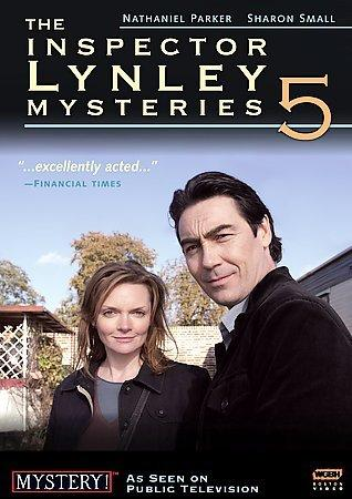 The Inspector Lynley Mysteries 5 Sets (DVD)