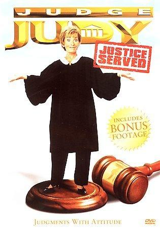 Judge Judy: Justice Served (DVD)