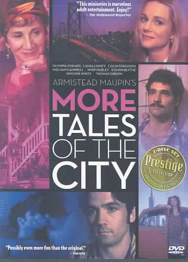 More Tales of the City(DVD)