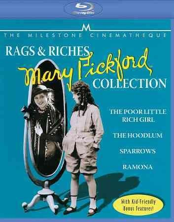 Mary Pickford: Rags & Riches Collection (Blu-ray Disc)