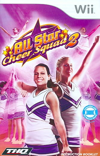 Wii - All Star Cheer Squad 2