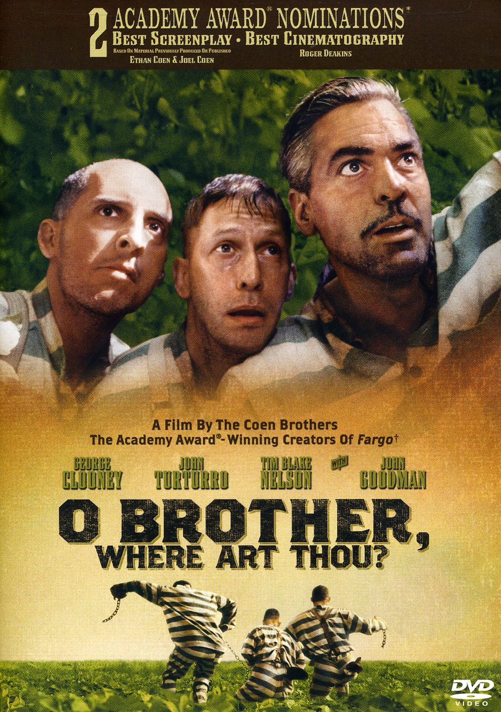 O Brother Where Art Thou? (DVD)