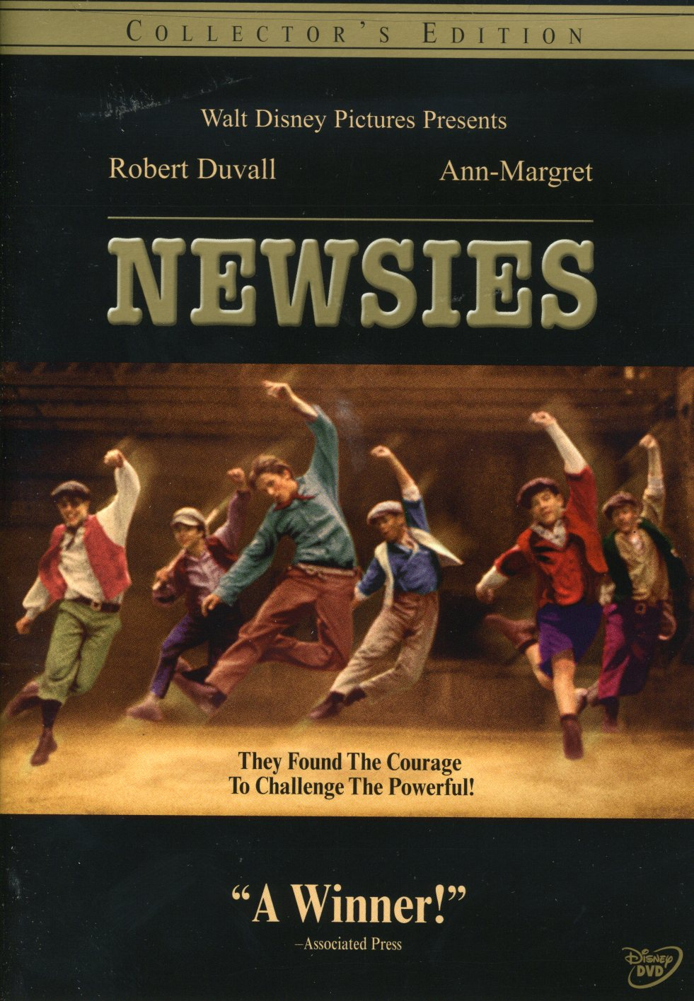 Newsies (DVD) - Thumbnail 0