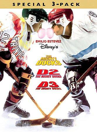 Mighty Ducks/D2/D3 - Special 3PK (DVD) - Thumbnail 0