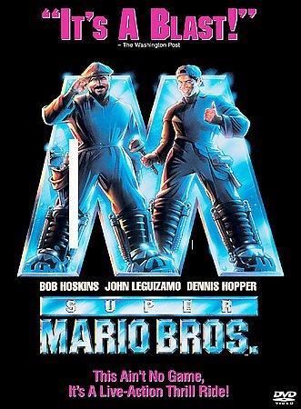Super Mario Bros. (DVD)