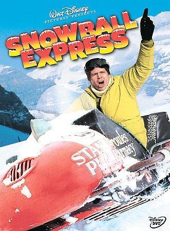 Snowball Express (DVD)
