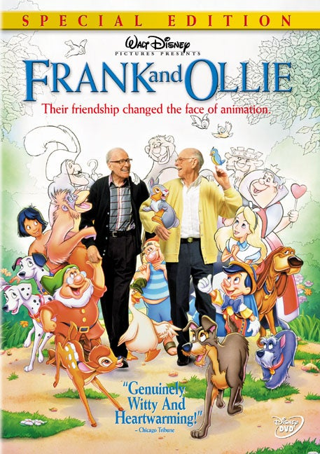 Frank And Ollie: Special Edition (DVD)