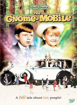 The Gnome Mobile (DVD)