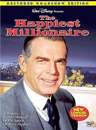 The Happiest Millionaire (DVD)