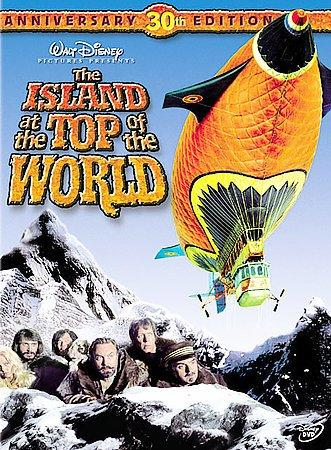 The Island At the Top Of The World: 30th Anniversary (DVD)