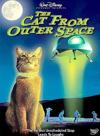 The Cat From Outer Space (DVD)
