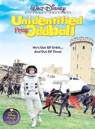 Unidentified Flying Oddball (DVD)