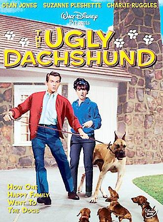 The Ugly Dachshund (DVD)