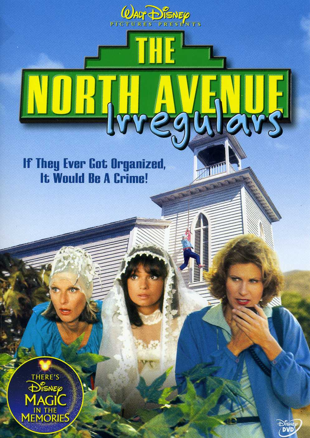 The North Avenue Irregulars (DVD)