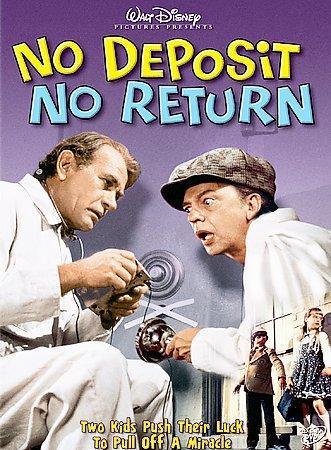 No Deposit No Return (DVD)
