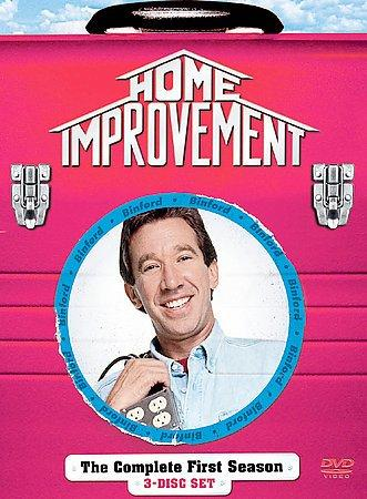 Home Improvement: Season 1 (DVD)