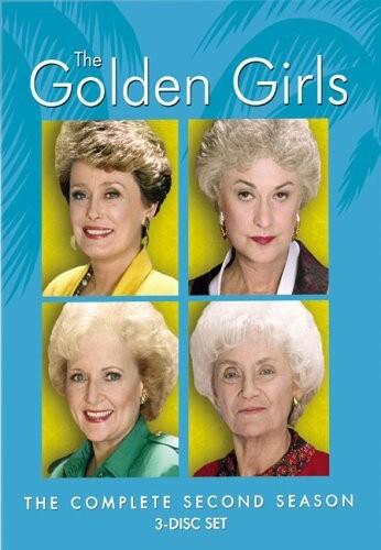 The Golden Girls: Season Two (DVD)