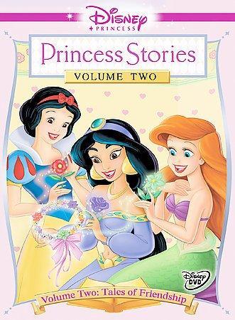 Disney Princess Stories: Vol. Two (DVD)