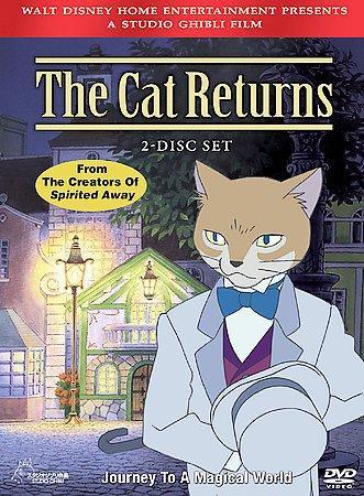 The Cat Returns (DVD)