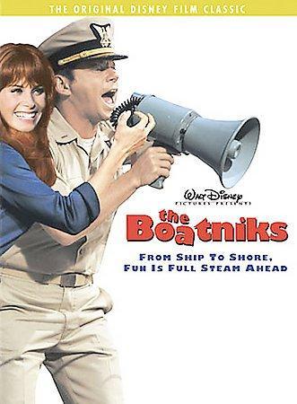 The Boatniks (DVD)