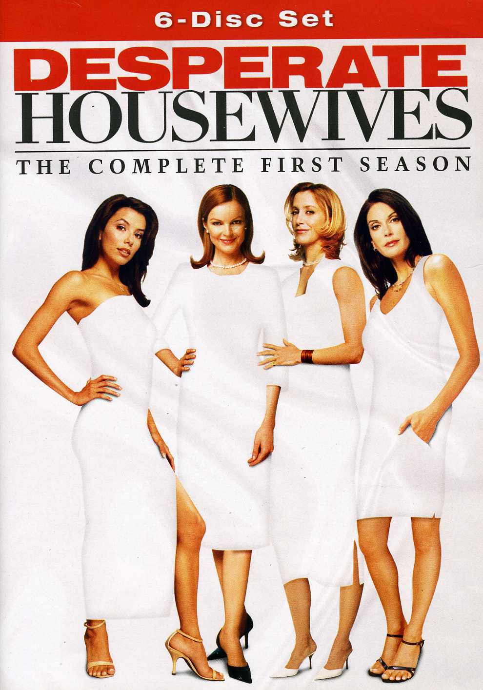Desperate Housewives: First Season (DVD)