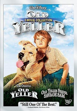 Old Yeller: 2 Movie Collection (DVD) - Thumbnail 0