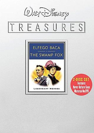 Elfego Baca and the Swamp Fox: Legendary Heroes (DVD)