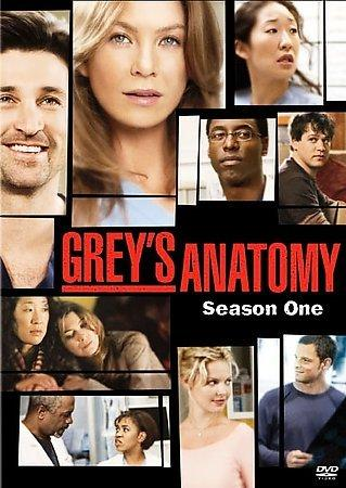 Grey's Anatomy: Season 1 (DVD)