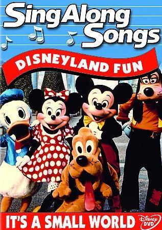 Sing Along Songs: Disneyland Fun (DVD)