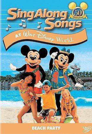 Sing Along Songs: Beach Party At Walt Disney World (DVD) - Thumbnail 0