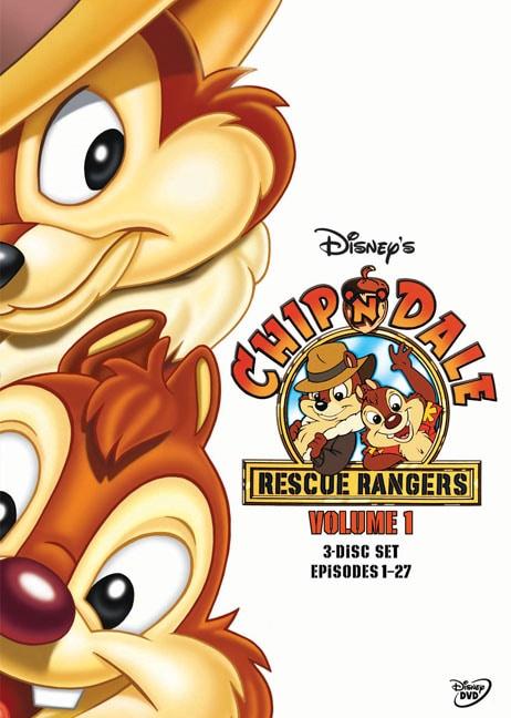 Rescue Rangers Vol. 1 (DVD)