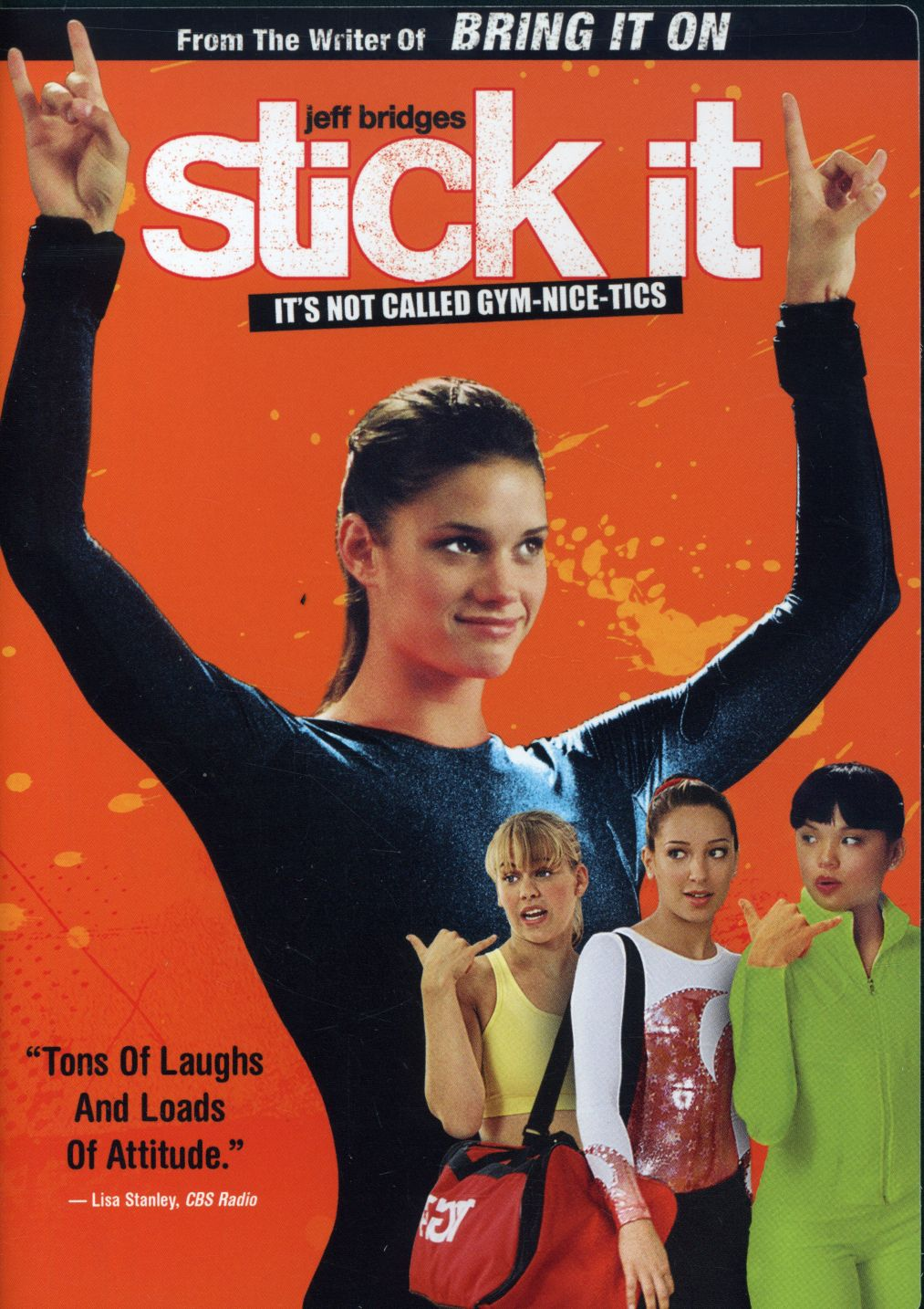 Stick It (DVD) - Thumbnail 0