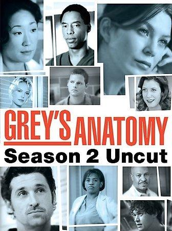 Grey's Anatomy: Season 2 (DVD)