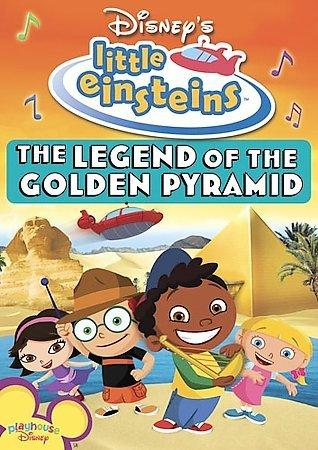 Little Einsteins – The legend of the Golden Pyramid [Latino][DVD 5]
