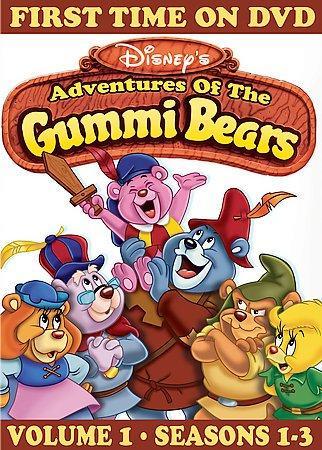 Disney's Adventures of The Gummi Bears: Vol. 1 (DVD)