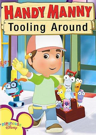 Handy Manny: Tooling Around (DVD)