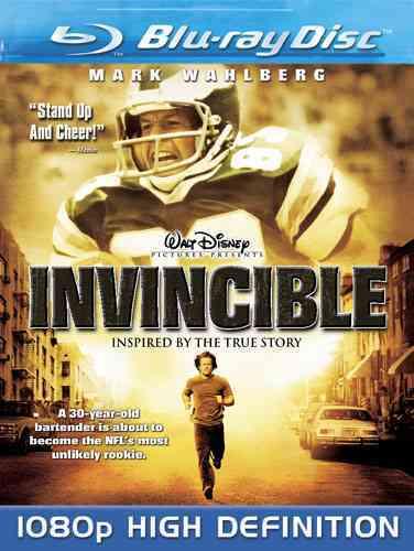 Invincible (Blu-ray Disc)