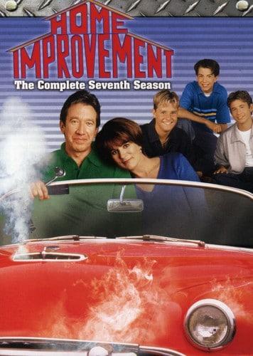 Home Improvement: Season 7 (DVD)
