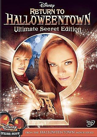 Return To Halloweentown (DVD) - Thumbnail 0